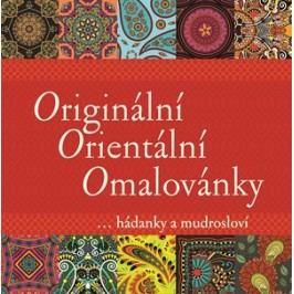 Originální Orientální Omalovánky | Irena Tatíčková