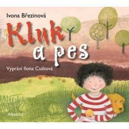 Kluk a pes (audiokniha pro děti) | Ivona Březinová