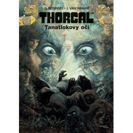 Thorgal 11 - Tanatlokovy oči | Richard Podaný, Jean Van Hamme, Grzegorz Rosinski