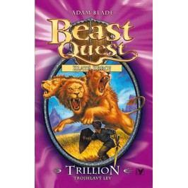 Trillion, trojhlavý lev, Beast Quest (12) | Adam Blade