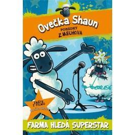 Ovečka Shaun: Farma hledá superstar | Martin Howard