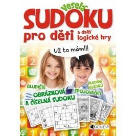 Veselá sudoku pro děti a další logické hry |  kolektiv