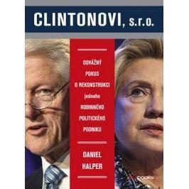 Clintonovi, s.r.o. | Daniel Halper