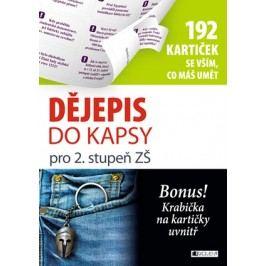 Dějepis do kapsy pro 2. stup. ZŠ  (192 kartiček) | Milan Hes