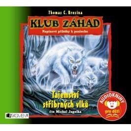 KLUB ZÁHAD – Tajemství stříbrných vlků (audiokniha pro děti) | Thomas Brezina