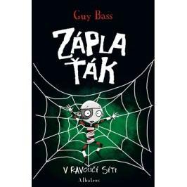 Záplaťák v pavoučí síti | Guy Bass