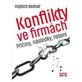 Konflikty ve firmách | Vojtěch Bednář