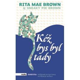 Kéž bys byl tady   Rita Mae Brown