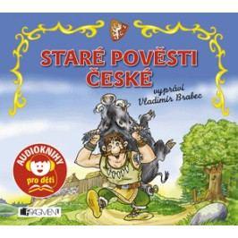 Staré pověsti české (audiokniha pro děti) | Jana Eislerová
