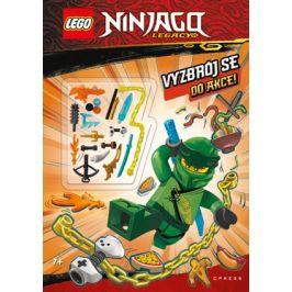LEGO® NINJAGO® Vyzbroj se do akce! | kolektiv, kolektiv, Katarína Belejová H.