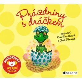 Prázdniny s dráčkem (audiokniha pro děti) |
