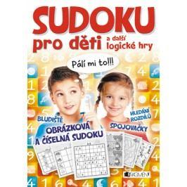Sudoku pro děti a další logické hry | Antonín  Šplíchal