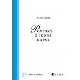 Česká klasika – K. Čapek – Povídky z jedné kapsy   Karel Čapek