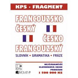 Fr.-čes. a čes.-fr. slovník (malý plast) |