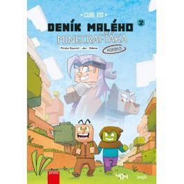 Deník malého Minecrafťáka: komiks 2 | Cube Kid