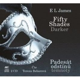 Fifty Shades Darker Padesát odstínů temnoty (audiokniha) | E L James