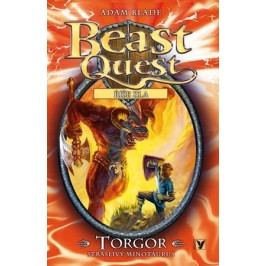 Torgor, strašlivý minotaurus - Beast Quest (13) | Adam Blade