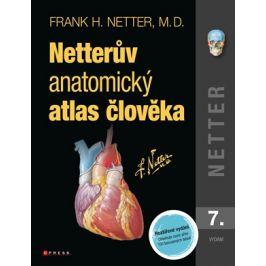 Netterův anatomický atlas člověka | Frank H. Netter, Frank H. Netter