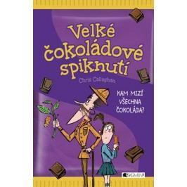 Velké čokoládové spiknutí   Chris Callaghan