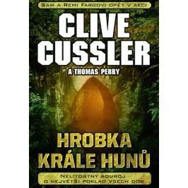 Hrobka krále Hunů | Thomas Perry, Clive Cussler