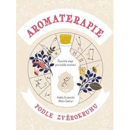 Aromaterapie podle zvěrokruhu | Adéla Zrubecká, Milan Gelnar