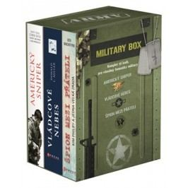 Military BOX | Chris Kyle, Scott McEwen, Jim DeFelice, Ben Macintyre, Donald L. Miller