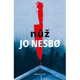 Nůž (paperback) | Jo Nesbo, Kateřina Krištůfková