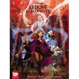 Ledové království II - filmový příběh jako komiks | Radka Kolebáčová, Simon Furman, Iwan Nazif