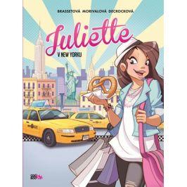 Juliette v New Yorku | Rose-Line Brassetová