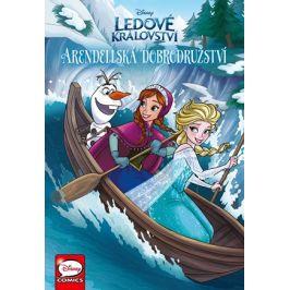 Ledové království - Arendellská dobrodružství | Radka Kolebáčová, Simon Furman, Iwan Nazif