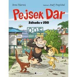 Pejsek Dar – Záhada v ZOO   Ilona Fišerová