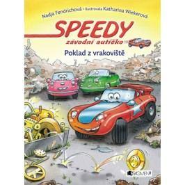 Speedy, závodní autíčko - Poklad z vrakoviště | Nadja Fendrichová