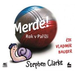 Merde! Rok v Paříži (audiokniha) | Stephen Clarke
