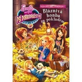 Barbie - Sestřičky a psí dobrodružství - Bláznivá honba za pokladem  |  Mattel,  Mattel