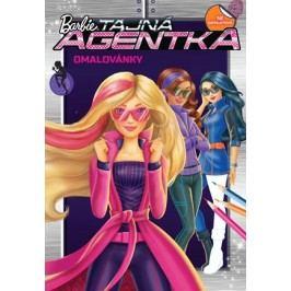 Barbie - Tajná agentka - Omalovánky |  Mattel,  Mattel