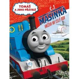 Tomáš a jeho přátelé - Mašinka č. 1 - Knížka na celý rok | Wilbert Vere Awdry