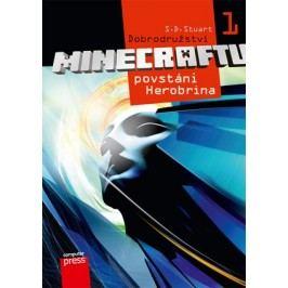Dobrodružství Minecraftu 1 - Povstání Herobrina | S.D. Stuart