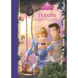 Princezna - Popelka a safírový prsten   Walt Disney, Walt Disney