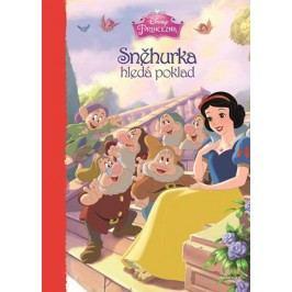 Princezna - Sněhurka hledá poklad   Walt Disney, Walt Disney