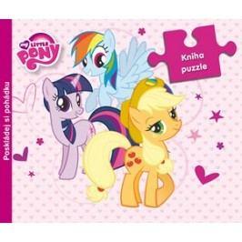 My Little Pony - Kniha puzzle - Poskládej si pohádku |  Hasbro,  Hasbro