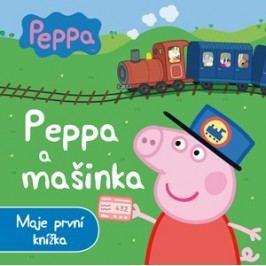 Peppa - Peppa a mašinka - Moje první knížka |