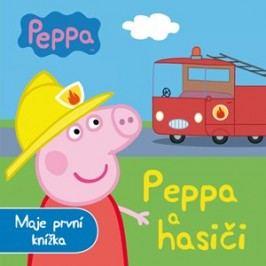 Peppa - Peppa a hasiči - Moje první knížka |