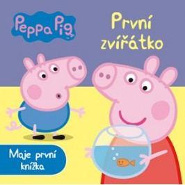 Peppa Pig - První zvířátko - Moje první knížka |