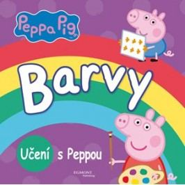 Peppa Pig - Barvy - Učení s Peppou |