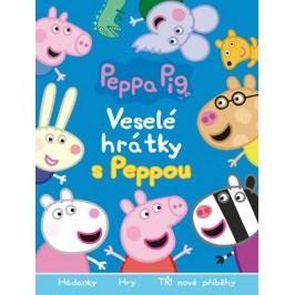 Peppa Pig - Veselé hrátky s Peppou - Hádanky, hry, tři nové příběhy |