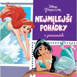 Princezna - Nejmilejší pohádky o princeznách   Walt Disney, Walt Disney