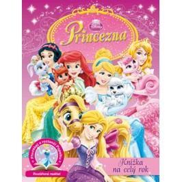 Princezna - Knížka na celý rok - Převlékej a roztanči Popelku   Walt Disney, Walt Disney