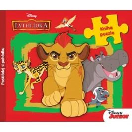 Disney Junior - Lví hlídka - Kniha puzzle - Poskládej si pohádku   Walt Disney, Walt Disney