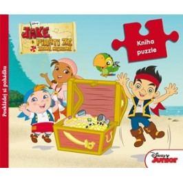 Jake a piráti ze Země Nezemě - Kniha puzzle - Poskládej si pohádku | Walt Disney, Walt Disney