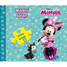 Minnie - Módní salon - Kniha puzzle | Walt Disney, Walt Disney